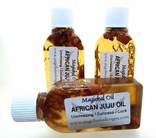 25mls africana Ju Ju Aceite Botánico Incienso Aceite uncrossing éxito suerte