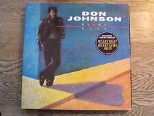 "LP - DON JOHNSON - HEARTBEAT  ""TOPZUSTAND!"" zum Sonderpreis!"