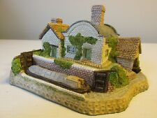 """1987 Mib David Winter """"Lock Keepers Cottage"""" Christmas,""""The Midlands Collection"""""""