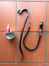 MB Batterie Hauptschalter Trennschalter 0005456508 +Kabel A6695401936 6675400230