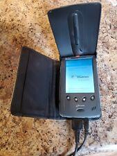 Hp Jornada 540 Series Pocket Pc F1825A-Aba leather case