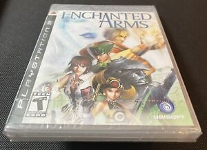 Enchanted Arms Ps3 Game USA Release Playstation 3