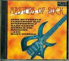 MASTERS OF ROCK VARIOUS ARTISTS ALBUM 2-CD D290