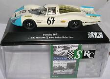 SRC 001.03 SLOT CAR PORSCHE 907 L  #67  LE MANS 1968  R.BUCHET-H.LINGE  MB