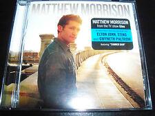 Matthew / Mathew Morrison (Glee) Self Titled (Australia) CD – New