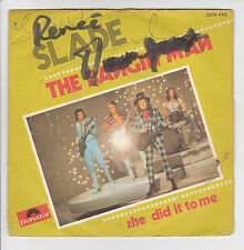 """SLADE Disque 45 tours SP 7"""" THE BANGIM' MAN - SHE DID IT TO ME -POLYDOR 2058492"""