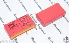 1pcs - WIMA FKP1 0.068uF (0.068µF 0,068uF 68nF) 1250V 5% pich:37.5mm Capacitor