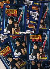 Camp Rock/Panini/15 Tüten OVP/75  Trading Cards