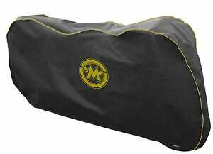 Matchless Indoor Breathable Classic Motorcycle/ Motorbike Dust Cover
