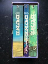 Dune Dune Messiah Children of Dune Trilogy Box Set Frank Herbert 1978 NEL PBKs
