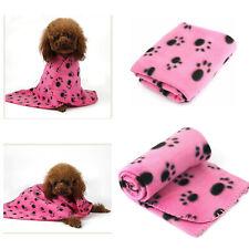 70x60cm Soft Warm Pet Blanket For Cat Dog Cushion Mat Bed Soft Crazy Sales Us
