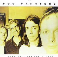 Vinile 180 gr, Live In Toronto 3 April 1996, Foo Fighters, LP nuovo