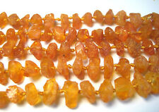 Lot of 5  Raw 100% Natural Baltic Amber Baby Necklaces 11 inches
