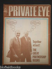 PRIVATE EYE - Vintage Satirical Political Humour Magazine - 29th December 1972