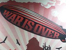 Shepard Fairey - War is Over - Obey Giant - 2007 - Rare Street Art