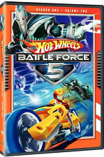 HOT WHEELS BATTLE FORCE 5: SEASON 1 V.2 / (FULL) - DVD - Region 1