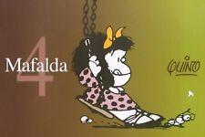 Mafalda 4, Paperback by Quino