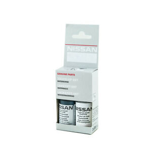 Infiniti/Nissan Genuine Touch-Up Paint SILVER METALLIC KY0