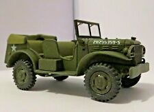 Corgi WWII Heroes CC51708 Dodge WC 56 Command Car 7th Army Sicily 1943 1:43 MIB