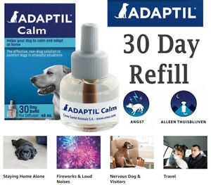 ADAPTIL 30 Day Starter Kit Plug In Diffuser with 48ml Refill Dog Calming Remedy