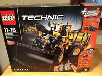 Lego TECHNIC 42030: Volvo L350F Wheel Loader NEW SEALED.PARCEL FORCE 48