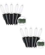 Lalapao Christmas Decoration Lights Battery Operated Mini String Lights (2 Pack)