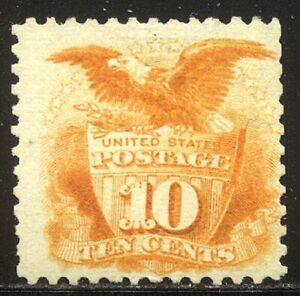 U.S. #116 Unused - 1869 10c Eagle ($750)