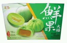 ROYAL FAMILY DAIFUKU JAPANESE STYLE MELON MOCHI RICE CAKE MELON MOCHI FLAVOR
