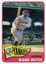 BABE RUTH 65 ACEO ART CARD ## BUT 5 GET 1 FREE ## or 30% OFF 12 OR MORE
