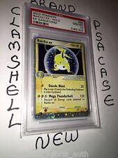 PSA 10 RAICHU EX HOLO Sandstorm #98 2003 GEM MINT Pokemon NEW CLAM SHELL CASE