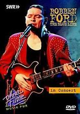 Robben Ford & The Blue Line - In Concert: Ohne Filter