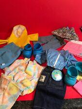 Vintage plus  CPK Cabbage Patch Kids Doll Clothes, Shoes mix  Lot