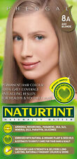 Permanent Hair Colorant Ash Blonde (8A), Naturtint, 1 pack