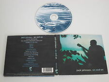 JACK JOHNSON/ON AND ON(THE MOONSHINE CONSPIRACY RECORDS 075 012 2) CD ALBUM