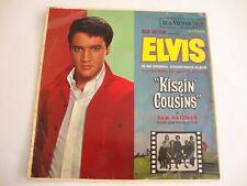 Elvis Presley LP Kissin' Cousins (Red Dot) (RCA RD-7645, UK)
