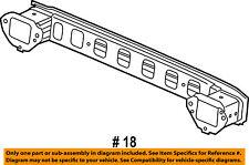 Jeep CHRYSLER OEM Renegade Rear Bumper-Impact Reinforcement Bar Rebar 68247102AA