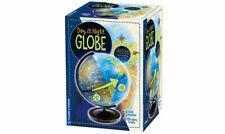 Thames & Kosmos Day & Night Globe ~ 10 inch Illuminated Led Light-up