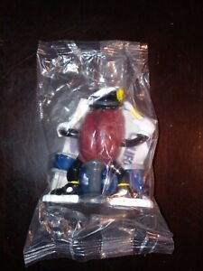 Vintage The California Raisins Figurine Drummer 1988 New Sealed in Bag