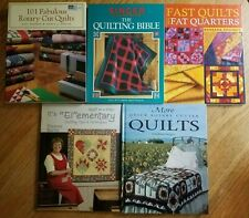 Lot of Quilting Books