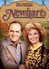 Newhart Season 5 Complete Fifth Series Five Region 1 DVD (3 Discs)