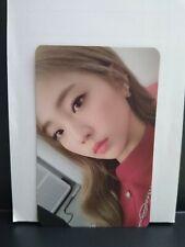 Loona Yeojin Official Photocard Hash #