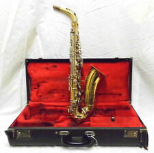 1970's Martin Imperial Alto Saxophone in Good Condition - Make an Offer!!