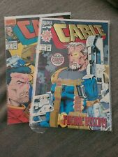 New listing Cable #1 Collector's Edition Gold Foil Marvel Comics 93 Key Issue Mcu X-Men