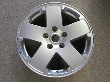 "2008-2012 Jeep Wrangler 18"" Aluminum Alloy Wheel Rim 5 Spoke  Hollander #9076"