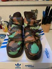 NIB ADIDAS Jeremy Scott Wings 3.0 Print Shoes. Size 13