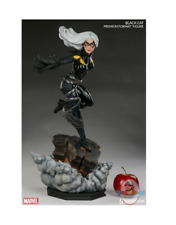 Marvel Black Cat Premium Format Figure Sideshow Collectibles 300465