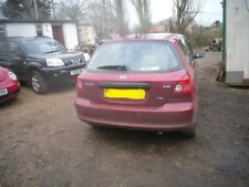 Honda Civic MK7 2001 1.6 SE 5dr Red BREAKING - REAR END INCL TAILGATE AND LIGHTS