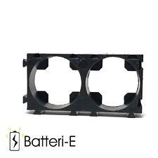 10X 2P Cell 18650 Battery Spacer Radiating Holder Case Bracket Cylindrical Shell