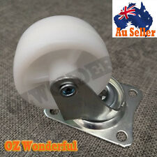 "2"" 50mm Castor Wheels Swivel Castors Heavy Duty Caster Casters New !Can Pick Up!"