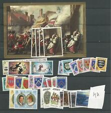 1981 MNH Jersey year collection, postfris**